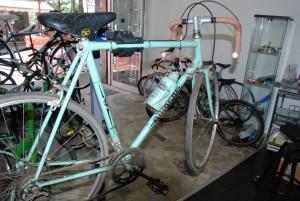 Restauro biciclette ciclofficina a Roma - CicloLAB