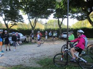 Escursione Monte Fogliano CicloLAB CAi