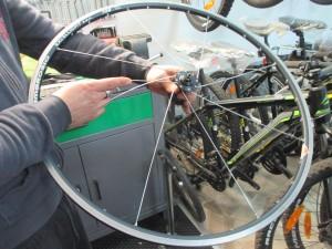 ciclofficina a roma - assistenza bici