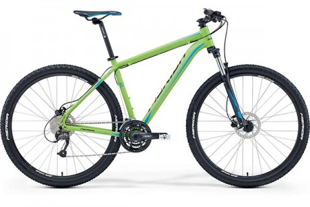 MERIDA BIG.NINE 40-D MATT GREEN