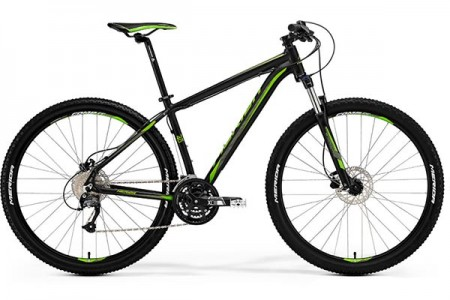 MERIDA BIG.NINE 40-D MATT BLACK