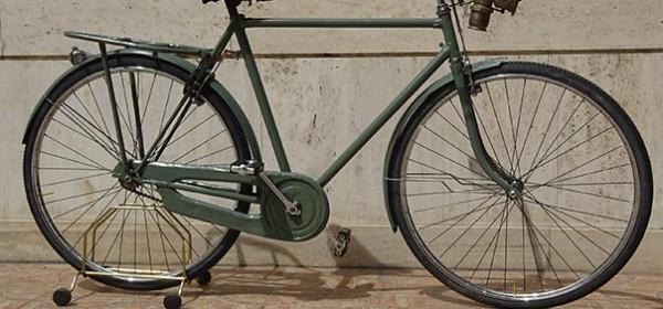 Bicicletta restaurata da Ciclolab al Museo