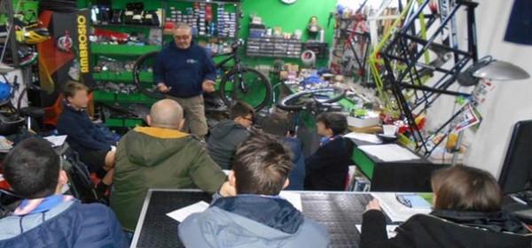 Corso base di Ciclo Meccanica