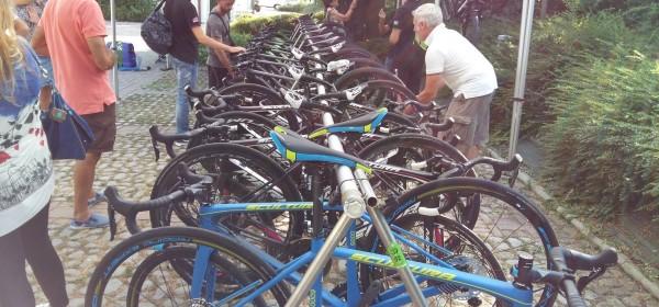 Anticipazioni gamma bici Merida 2017