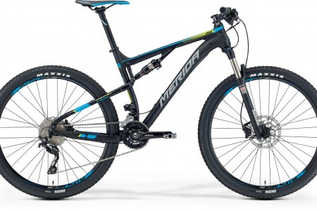Merida MTB Ninety-Six 600